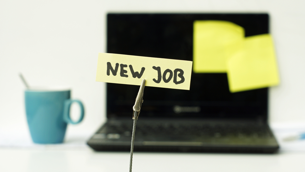 Prawidłowa zmiana pracy - jak to zrobić?
