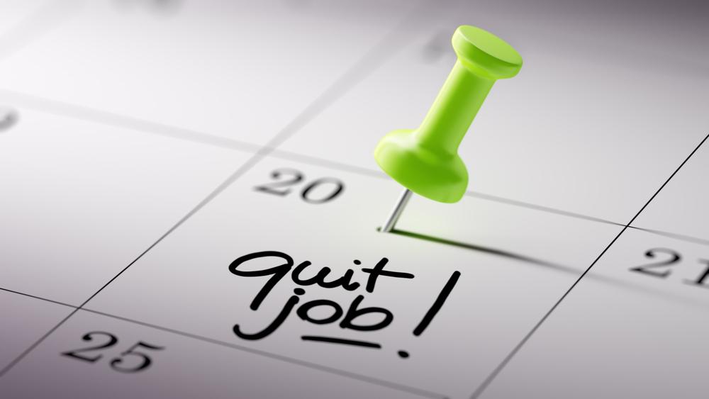 Zmiana pracy - kiedy o niej myśleć?