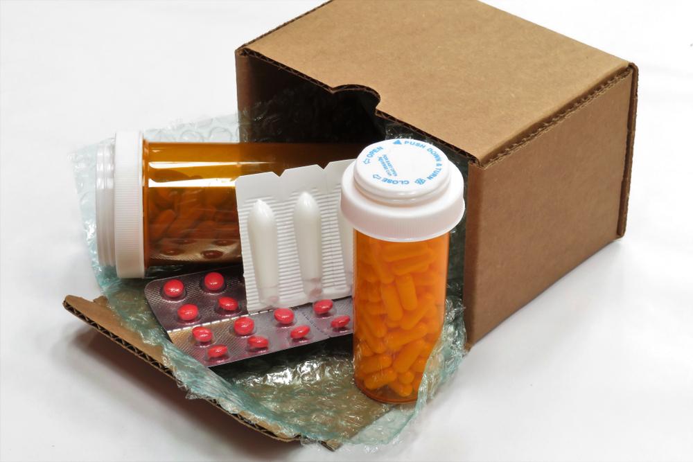 Dostawa leków
