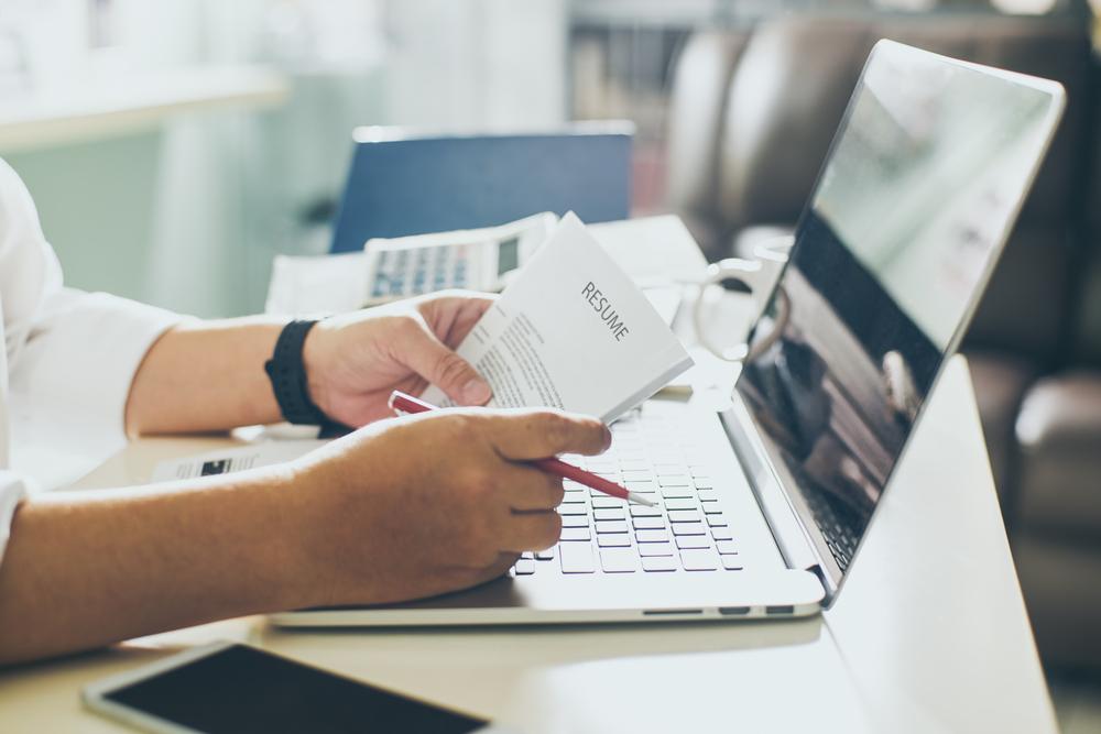 CV a RODO - jak dbac o bezpieczeństwo danych