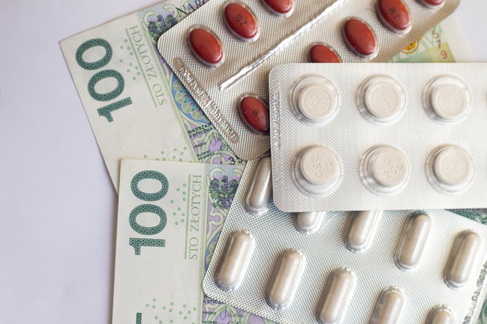 Zarobki technika farmaceutycznego
