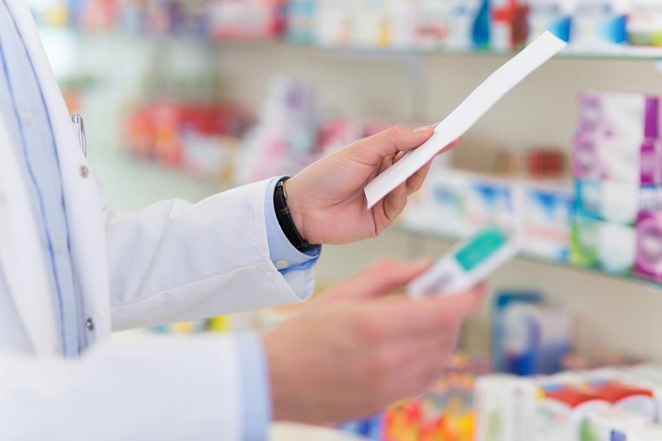 Recepta farmaceutyczna, pro auctore - informacje